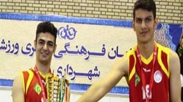 حضور پرقدرت بسکتبالیست های قمی در تمرینات تیم ملی