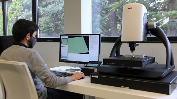 ابزار مشخصه یابی تغییرات سطح در اثر دما با مقیاس نانومتری ارائه شد