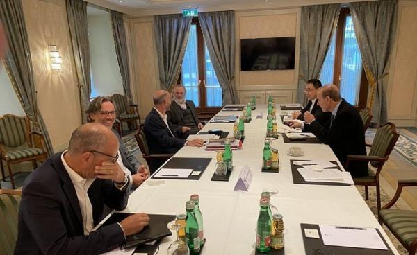 جلسه اعضای برجام و آمریکا بدون حضور ایران