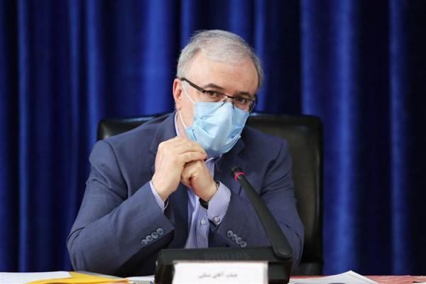 وزیر بهداشت: توزیع واکسن های ایرانی کرونا شروع شد