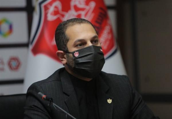 معاون حقوقی پرسپولیس: شکایت سوشا مکانی باشگاه را تهدید نمی کند