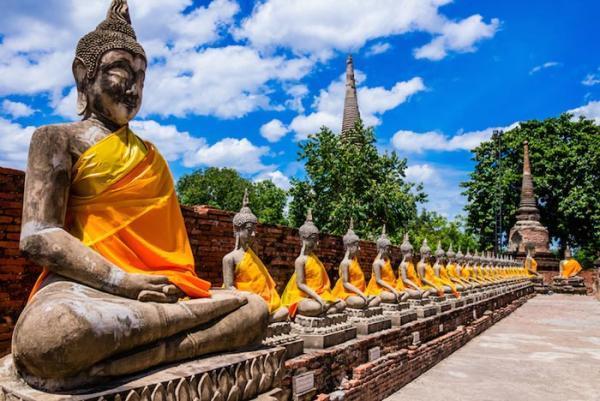 برترین جاهای دیدنی بانکوک