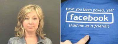 فیس بوک این مردان و زنان را زندانی کرد، عکس