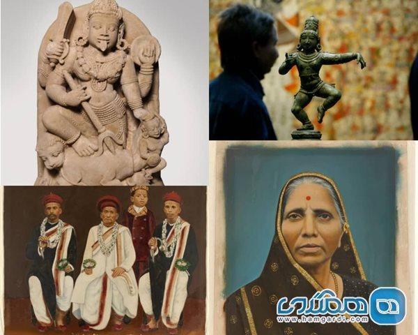 نگارخانه ملی استرالیا مجموعه ای از آثار هنری مسروقه را به هند باز می گرداند
