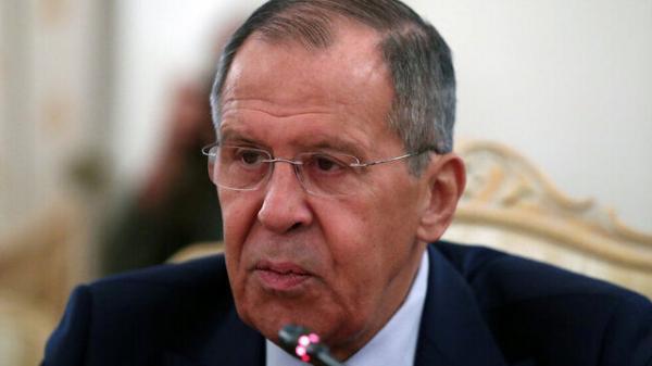 لاوروف: روسیه در برابر آمریکا در عبور از خط قرمز محکم خواهد ایستاد