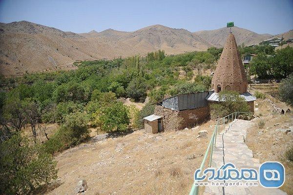 امامزاده ابوطالب کاسوا در قم بازسازی می گردد