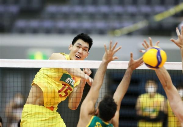 والیبال قهرمانی آسیا، چین به مدال برنز رسید، کویت آخر شد