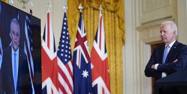 تور استرالیا: واکنش کاخ سفید به انتقاد تند فرانسه از معاهده همکاری آمریکا، انگلیس و استرالیا
