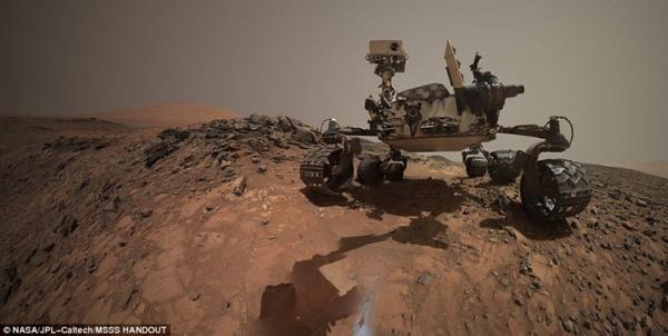 ماموریت های ناسا در مریخ دو هفته تعطیل می شود
